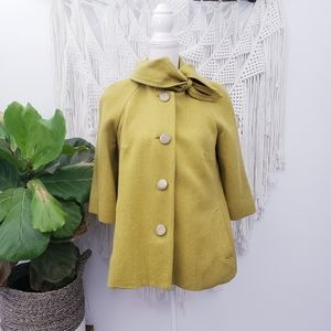 Anthropologie Tabitha Yellow Jacket
